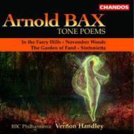 交響詩集 ハンドリー&BBCフィルハーモニック