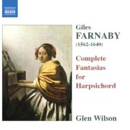 <ハープシコードのためのファンタジア>(全曲) ウィルソン