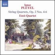 弦楽四重奏曲Op.2,4-6 エンソー四重奏団