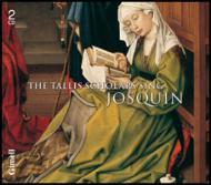 『ジョスカン・デ・プレを歌う』 タリス・スコラーズ(2CD)