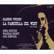 La Fanciulla Del West(German): Maralt / Orf So & Cho Minnie Kmentt Etc