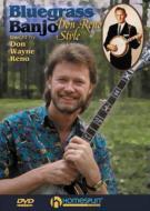HMV&BOOKS onlineDon Reno/Bluegrass Banjo: Don Reno Style