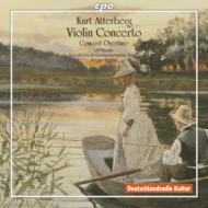 ヴァイオリン協奏曲ホ短調Op.7/ヴェルムランド狂詩曲Op.36/序曲 ヴァーリン/エップル/ベルリン放送交響楽団