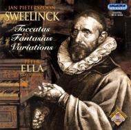 Toccatas, Fantasies, Variations: Ella(Clavichord)