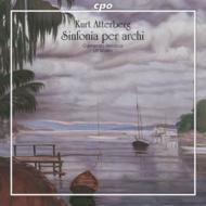 弦楽のための交響曲/アダージョ・アモロッソ/間奏曲、他 ヴァーリン/カメラータ・ノルディカ