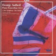 ピアノ協奏曲第1番、第2番、ジャズ交響曲、ジャズ・ソナタ、他 ベッカー、大植英次&ドイツ放送フィル