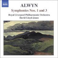 交響曲第1番、第3番 ロイド=ジョーンズ&ロイヤル・リヴァプール・フィル