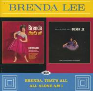 Brenda That's All / All Alone Am I