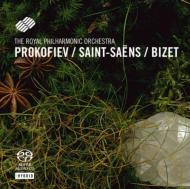 Le Carnaval Des Animaux: Licata / Rpo +prokofiev, Bizet