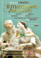 歌劇「秘密の結婚」全曲 グリフィス指揮、ハンペ演出