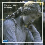 レクィエム  ツンブエルト/ホフ/アルブレヒト/ワイマール・チューリンゲン室内管弦楽団