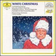 White Christmas: Fiedler / Bostonpops O