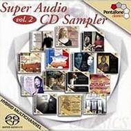 Stay In Tune With Pentatone: Super Audio Cd Sampler