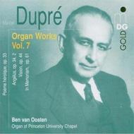 オルガン作品集 Vol.7 Oosten