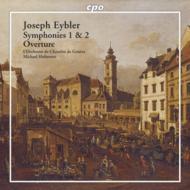 交響曲第1番、同2番  ホフシュテッター/ジュネーヴ室内管弦楽団