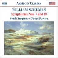 交響曲第7番、第10番『アメリカのミューズ』 シュウォーツ&シアトル響