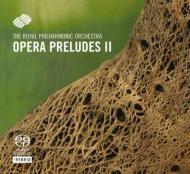 オペラ序曲集、前奏曲集-2 リカータ&RPO