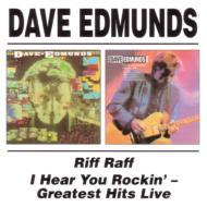 Riff Raff / I Hear You Rockin: Greatest Hits Live