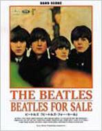 HMV&BOOKS onlineBeatles/Beatles For Sale: バンドスコア