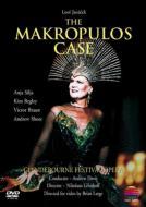 歌劇『マクロプロス事件』全曲 レーンホフ演出、A.デイヴィス指揮