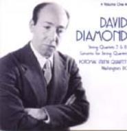 String Quartet.3, 8, Etc: Potomac Sq