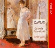Comp.piano Works: Spada