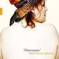 Melodies: Lemieux(A)Blumenthal(P)+chausson, Enescu, Debussy