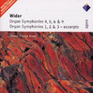 Organ Symphony.4, 5, 6, 9, Etc: Alain