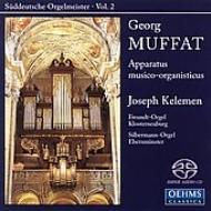 Apparatus Musico-organisticus: J.kelemen(Org)