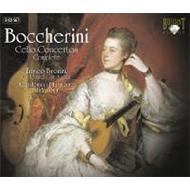 チェロ協奏曲全集 ブロンツィ(3CD)