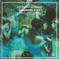 交響曲 第2番「皮肉」/交響曲 第5番 「ダンス・シンフォニー」 ベルン交響楽団/ベールマン