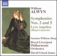 交響曲第5番(「壷葬論」)/「天使の歌」/他 ウィリソン/ロイド=ジョーンズ/ロイヤルリバプールフィルハーモニー管弦楽団