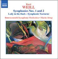 交響曲第2番/交響曲第1番/闇の女-交響的夜想曲 ボーンマス交響楽団/オールソップ