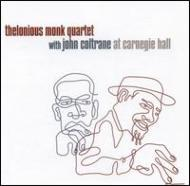 Thelonious Monk Quartet With John Coltrane -At Carnegie Hall 【Copy Control CD】