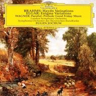 Elgar Enigma Variations, Brahms Haydn Variations, Wagner : Eugen Jochum / London Symphony Orchestra, Bavarian Radio Symphony Orchestra