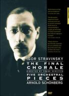 HMV&BOOKS onlineDocumentary Classical/Stravinsky-the Final Chorale: De Leeuw / Schoenberg-5 Orch. pieces: Gielen