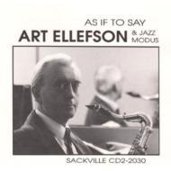 Art Ellefson Quartet