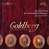 Harpsichord Concertos: Ogg(Cemb)Salamanca University Barique 0