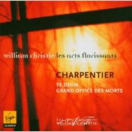 Grand Messe Des Morts, Te Deum: Christie / Les Arts Florissants