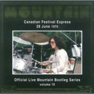 Canadian Festival Express 1970