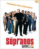 ワーナーTVシリーズ::ザ・ソプラノズ <ファースト> セット2