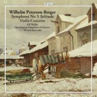 交響曲第5番「孤独」/ヴァイオリン協奏曲 ユロフスキ/ノールショッピング交響楽団/ヴァーリン