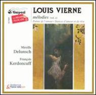 Melodies Vol.2: Delunsch(S)Kerdoncuff(P)