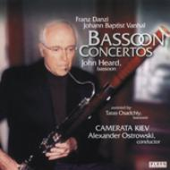 Basson Concerto.1、2 Heard(Fg)ostrovsky / Kiev National.co +vanhal
