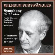Sym.2: Furtwangler / Stuttgart Rso +interview