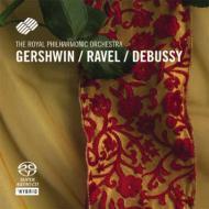 ガーシュイン:『ラプソディ・イン・ブルー』、『パリのアメリカ人』、ラヴェル:『ボレロ』、ドビュッシー:『牧神の午後への前奏曲』 ワーズワース&ロイヤル・フィル