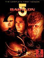 ワーナーTVシリーズ::バビロン5<ファースト>セット2