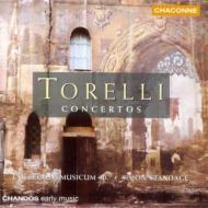 トレッリ:『降臨祭のパストラーレ付きコンチェルト・グロッソ集Op8』、ヴァイス(ヴァイオリン)、パーキンス(トランペット)、他