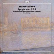 シンフォニア・クラシカ/シンフォニア第2番 イーノン/フランクフルト・ブランデンブルク州立管弦楽団