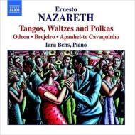 ピアノのためのタンゴ、ワルツとポルカ イアラ・ベス